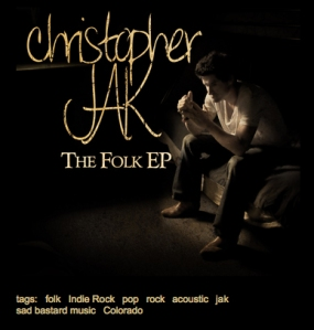 Christopher Jak - The Folk EP