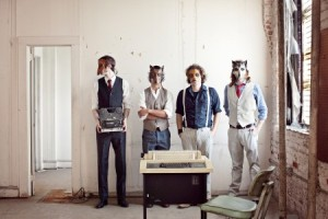 On the hunt:  Who are the musical wonders behind Quiet Hounds?