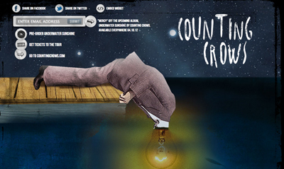 NEW COUNTING CROWS!